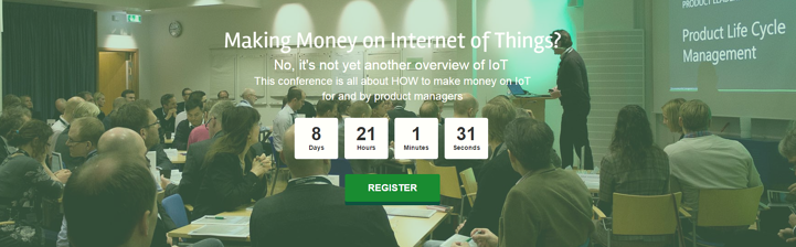 Making Money on Internet of Things
